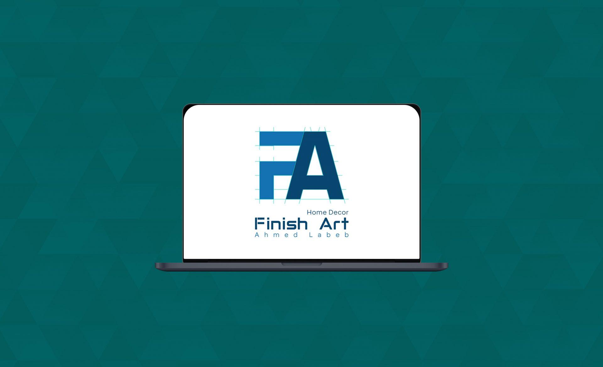 Finish Art Logo