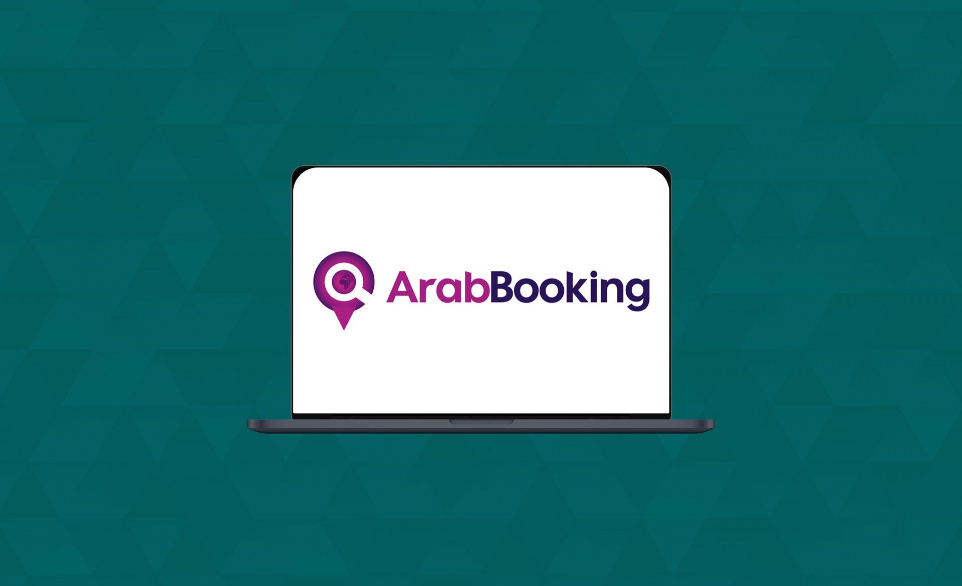 Arab Booking Logo