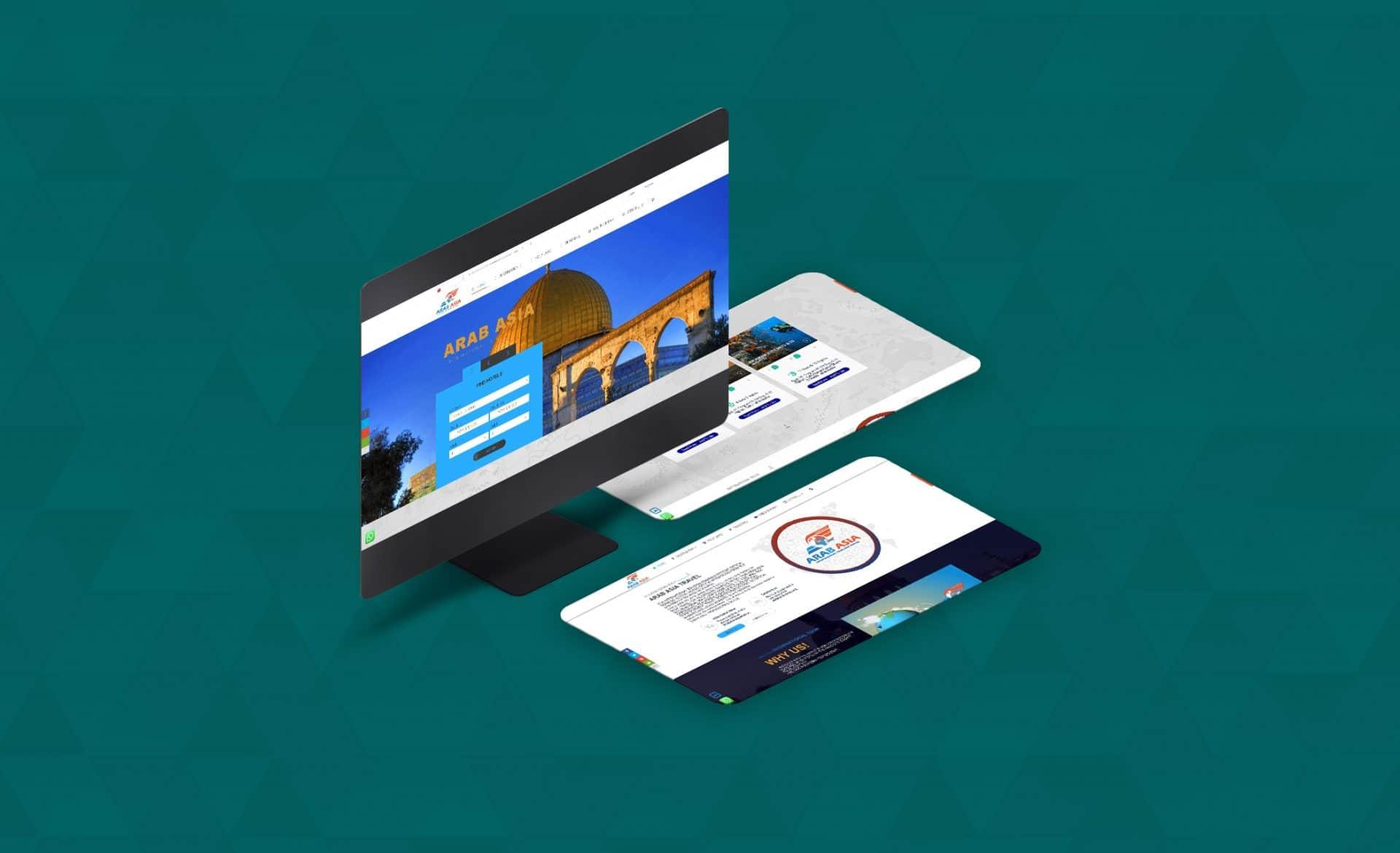 Arab Asia Travel Site